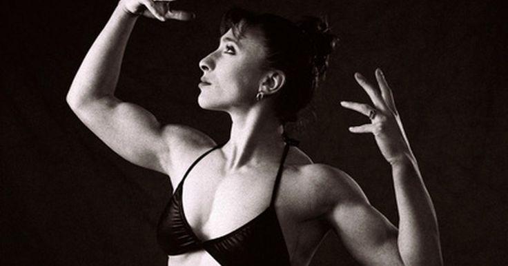 Dieta para modelos femeninas de fitness