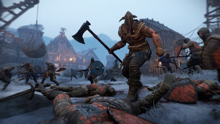 Gameplay — For Honor