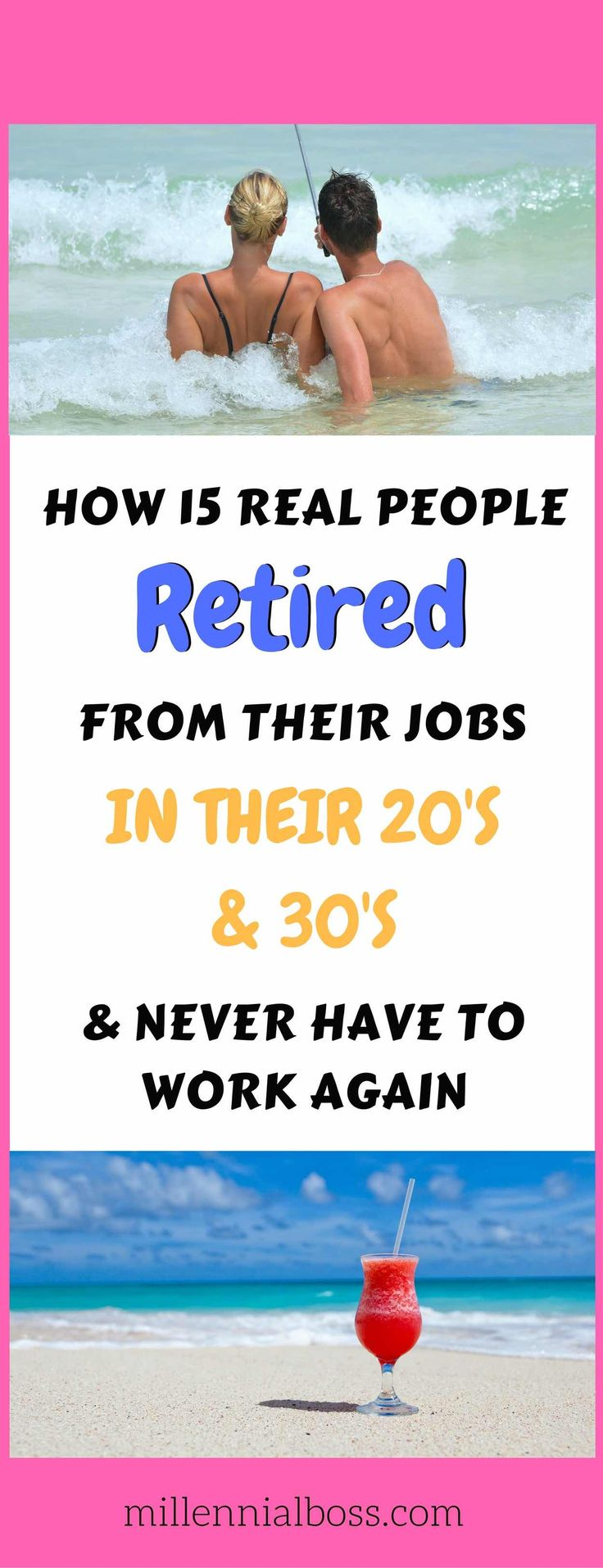 YES! There is hope! List of early retirees   How to retire early   How to quit job in twenties   How to quit job in thirties
