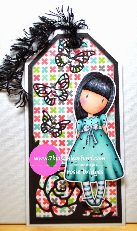 Rosemary's Creations: Gorjuss Girls