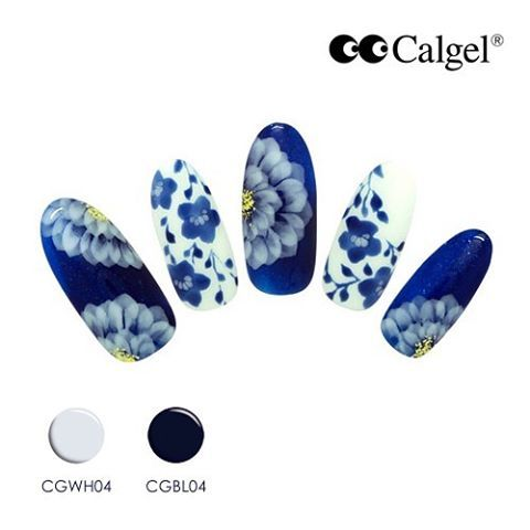 8 best calgel nail art tip sample images on pinterest counseling design by neil misuzu taga prinsesfo Gallery
