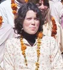 Prudence Farrow- Present during The Beatles' spiritual trip to India, Prudence Farrow inspired Lennon to write a song coaxing Farrow to come outside after the girl had locked herself away in spiritual solitude.