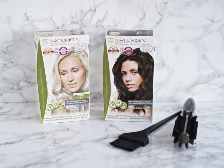 With 19 different hair colours, NATURIGIN offers something for everybody.