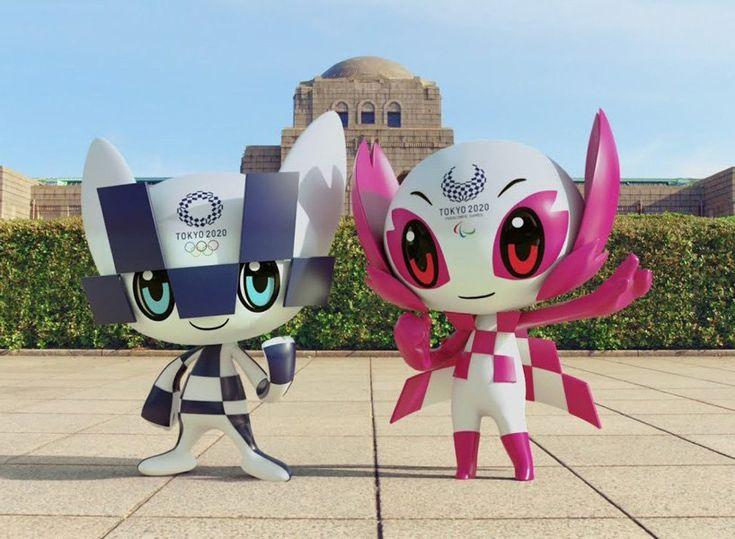 japans wacky superhero mascots for tokyo 2020 olympics ...