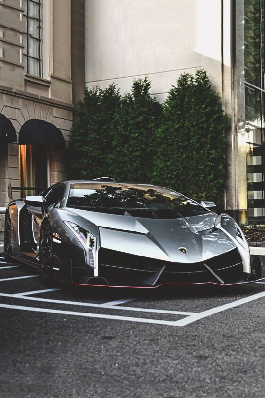 Lamborghini Veneno, will have it next month