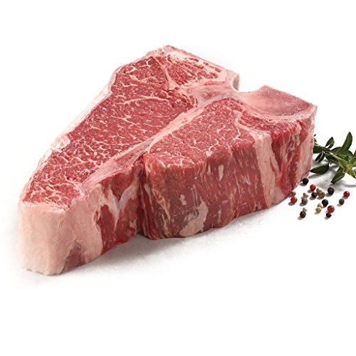 New York Prime Beef  Hamptons Collection  6 Porterhouse Steaks 32 oz each  6 Boneless NY Strip Center Cut 16 oz each  THE BEST STEAK ON THE PLANET via Fed Ex overnight -- Find out more by clicking the image