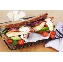BLT-sandwich med kylling og avokado | TINE.no