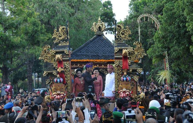 Jokowi: Pesta Kesenian Bali gerakkan ekonomi rakyat