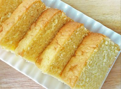 A rich cake made with butter a cake that is said to originate English pound cake and it is considered as one of the quintessential cakes in American baking