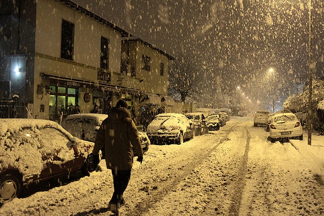 Snow 001 by jaspersjoke, via Flickr