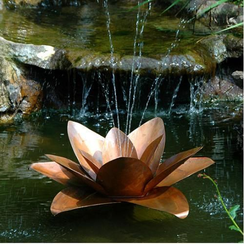 Water Lily Fountain