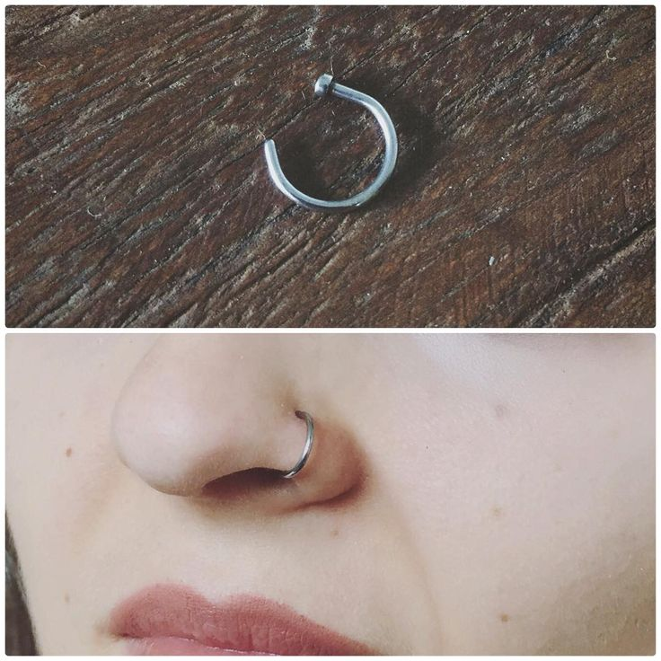 """New in stock! This tiny fake piercing for nose, lip or ears is now avalaible on BeBoho.com  Only 8,30€ ! #piercing #fakepiercing #nosepiercing"""