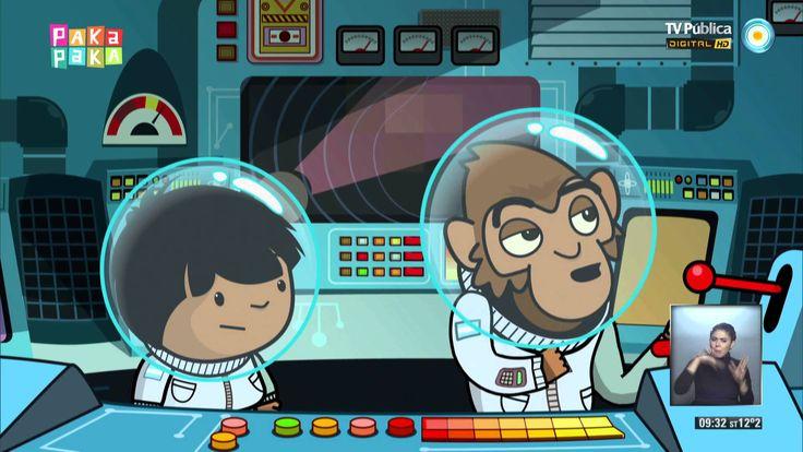 ¡La asombrosa excursión de Zamba al Observatorio! El Mono Astronauta nos lleva a recorrer el espacio y conocemos muy de cerca a la luna. ¡Fuahh! http://www.p...