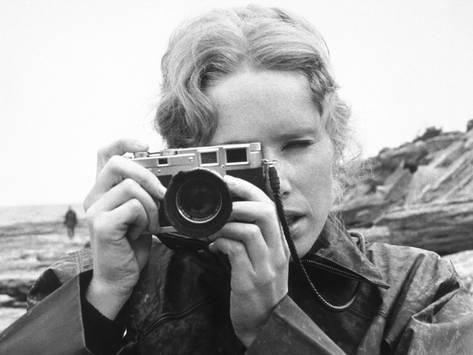 Persona, Ingmar Bergman, Liv Ullmann, 1966 Photo at AllPosters.com