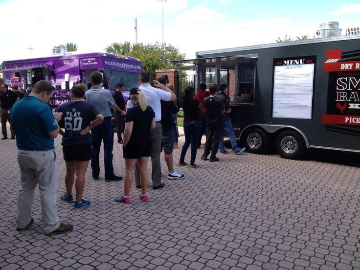 #nfl Jacksonville Jaguars Food Truck Friday Luncheons