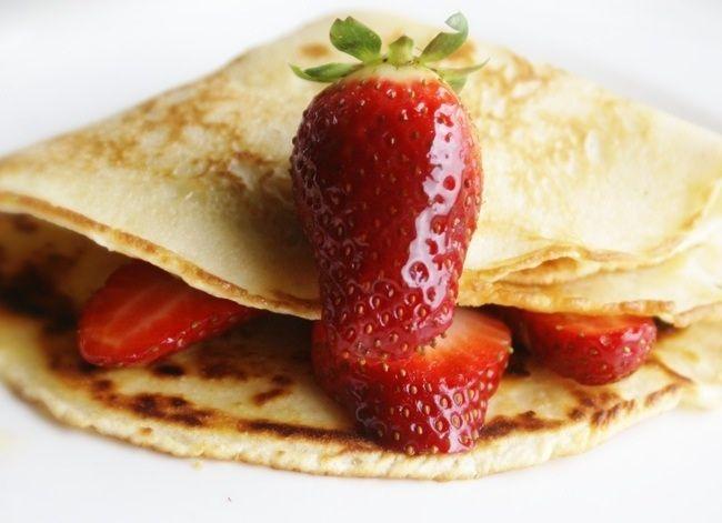 Неделя французской кухни: веганские крепы, или масленица по-французски