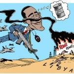 GUERRA: SIRIA, UCRAINA, LIBIA…E' CAOS GLOBALE!Il mondo si preoccupa solo DEL PETROLIO!