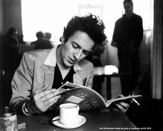 "virginikita: ""The future is unwritten. - Joe Strummer """