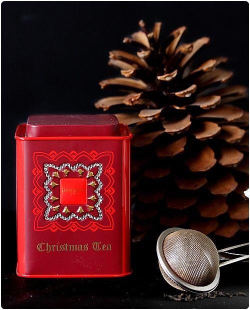 Yaourt au Christmas Tea