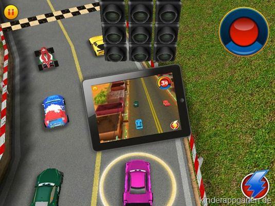Cars 2 App Kinder Lesen Rasen iPad iPhone (45)