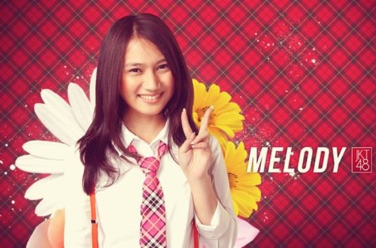 foto melody jkt48 fortune cookie