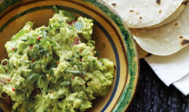 Chunky Guacamole : Annabel Langbein : The Home Channel
