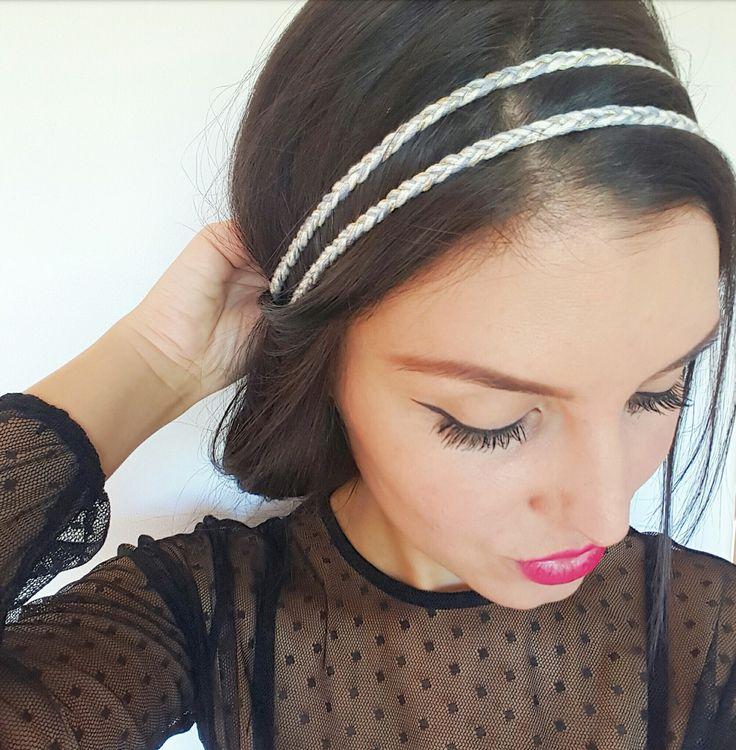 bijoux pour cheveux tresse