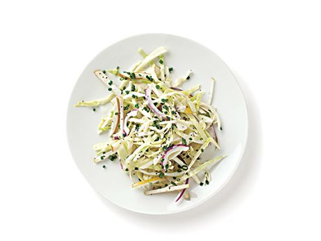 Find the recipe for Cabbage and Asian Pear Slaw and other asian pear recipes at Epicurious.com