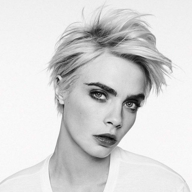 Gorgeous Cara Cara Delevingne Hair Cara Delvingne Cara Delevigne