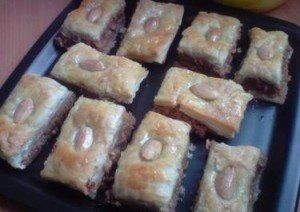 Foto de la receta de pasteles árabes