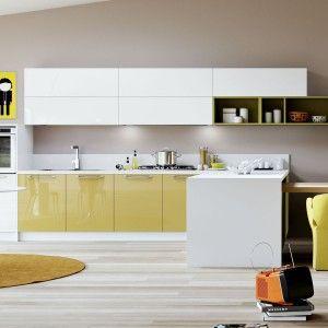 oltre 25 fantastiche idee su mobili da cucina gialli su pinterest ... - Dipingere Mobili Cucina