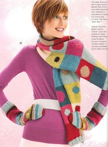 Vogue Knitting 2005 Winter - Десислава - Picasa Web Albums