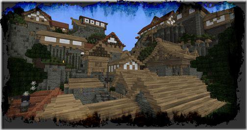 Minecraft 1.6 - Ravand's realistic Texture Pack 16x/256x