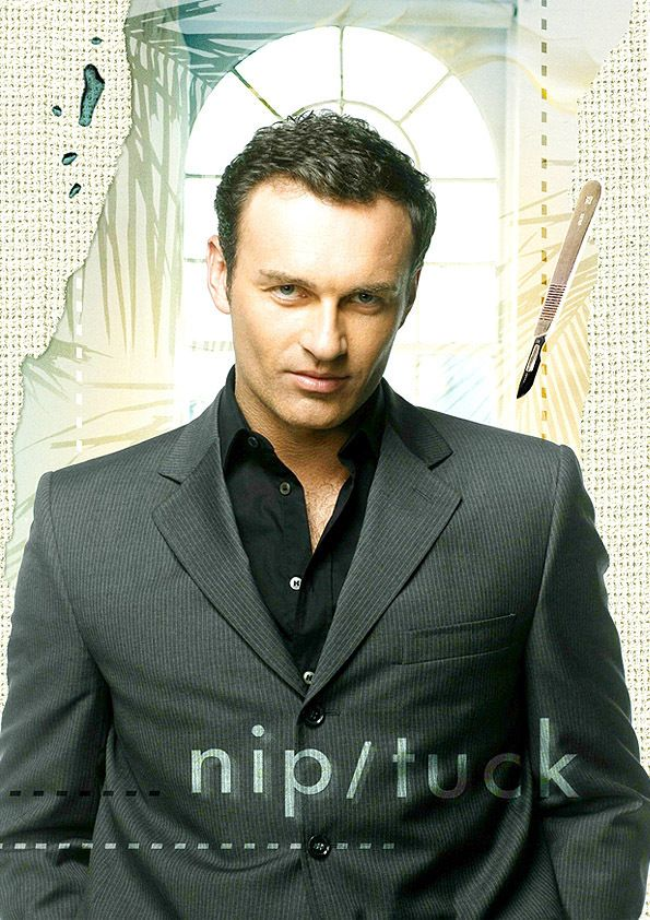 nip/tuck - Tell me... what don't you like about yourself?