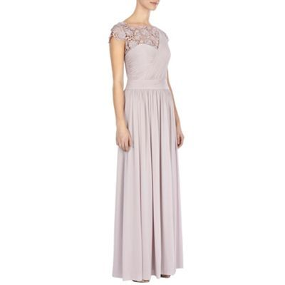 Coast Coast millie lace maxi dress- at Debenhams.com
