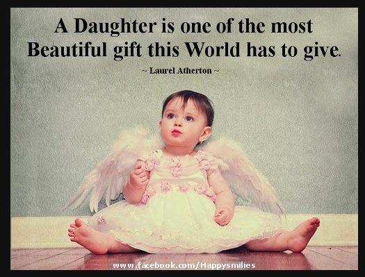 daughter inspirational