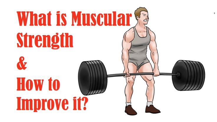 In this article we define what is muscular strength, what are the benefits of muscular strength and how to improve strength