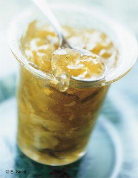 Confiture de concombre à la vanille pour 4 personnes - Recettes Elle à Table