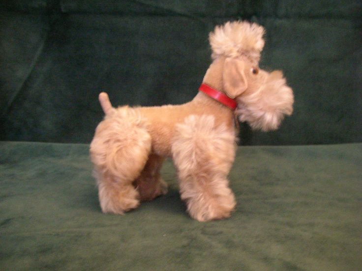 Vintage (1950's) Steiff Snobby the Poodle Jointed Doll #Steiff
