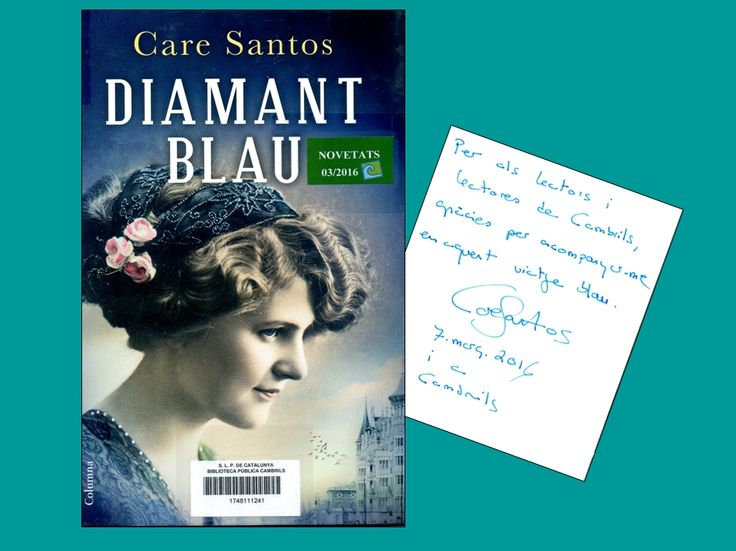 Diamant blau, de Care Santos