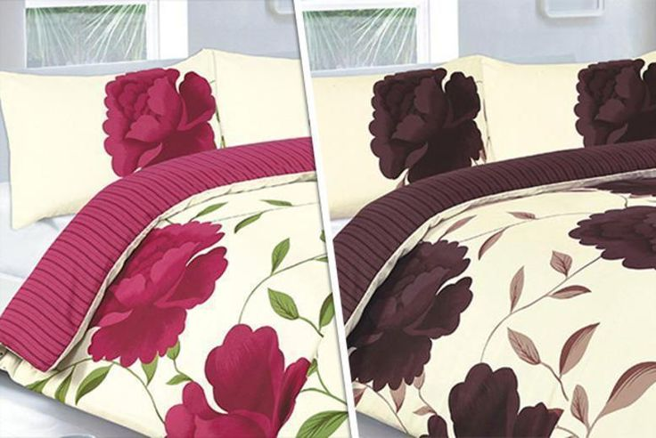 Rosaleen Duvet Cover Set