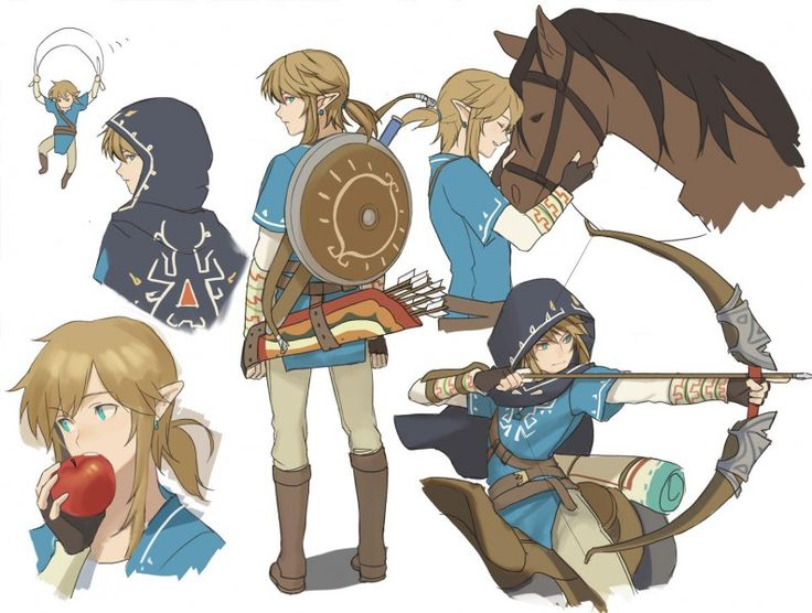 There's going to be a new Legend of Zelda game and... - CoffeyShoppe