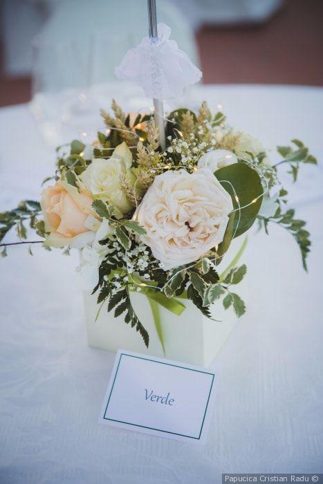 Preferenza Oltre 25 fantastiche idee su Centrotavola per ricevimento di nozze  MI46