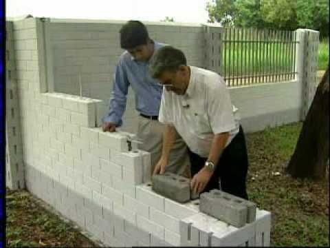 Low cost housing construction materials habitech for Brick home construction costs