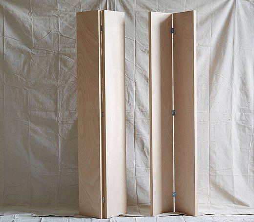 create a folding screen