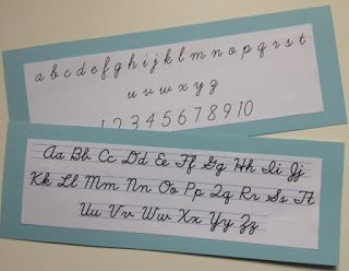 44 best images about penmanship on pinterest handwriting