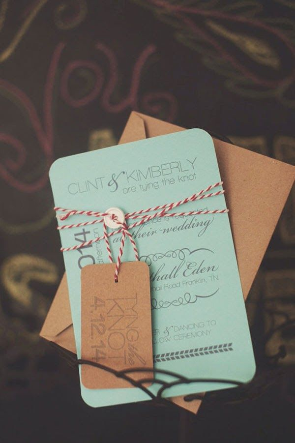 30 Inexpensive and Affordable Wedding Invitations Samples that will Add to the Excitement of Your Wedding Day - Jayce-o-Yesta
