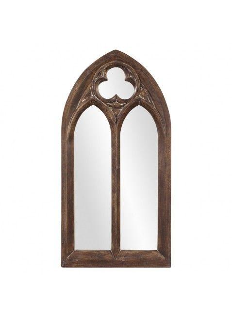 Basilica Arched Mirror - Narrow by Howard Elliott