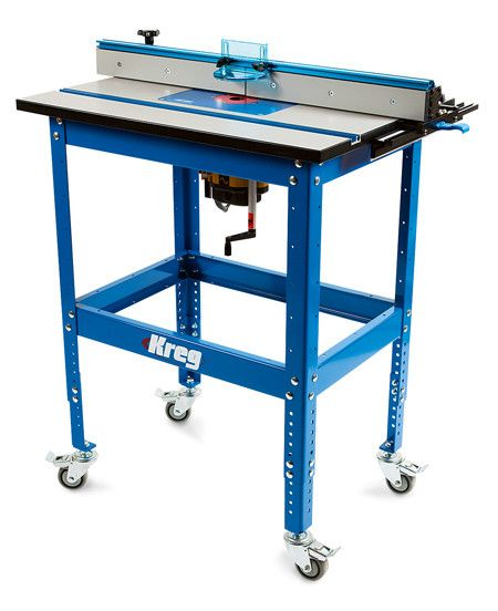 Choosing a Router Table by Reviewing Bench Dog and Kreg