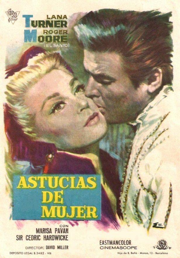"Astucias de mujer (1956) ""Diane"" de David Miller - tt0049140"
